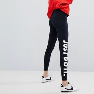 Nike Leg A See Just Do It Leggings